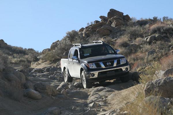 Exploring Death Valley