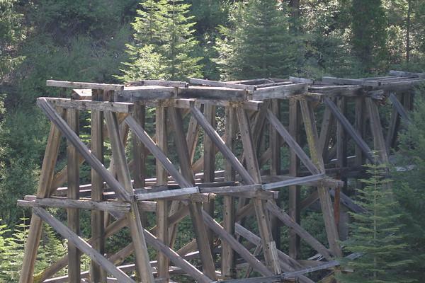 Exploring Logging Railroads of the Sierras